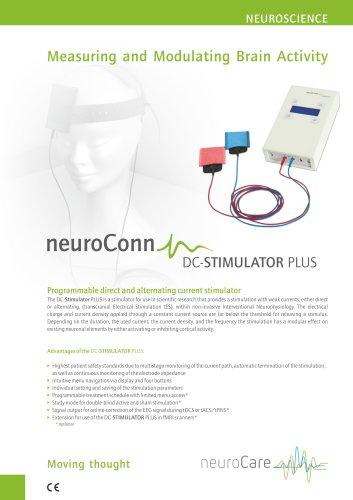 NeuroCare NeuroConn DC-STIMULATOR PLUS