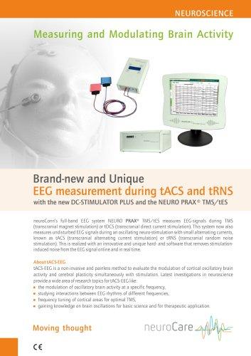 tACS-EEG