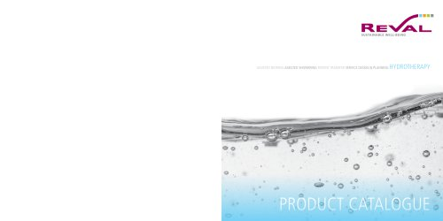 BROCHURE HYDROTHERAPY