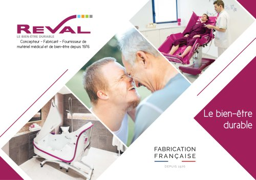 CATALOGUE FRANCE REVAL 2021