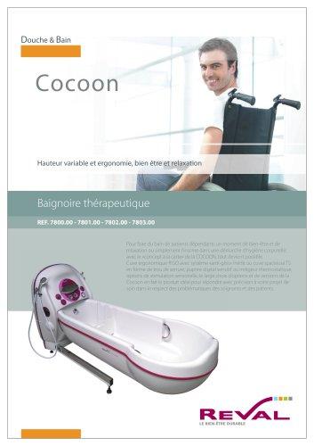 COCOON - Baignoire thérapeutique