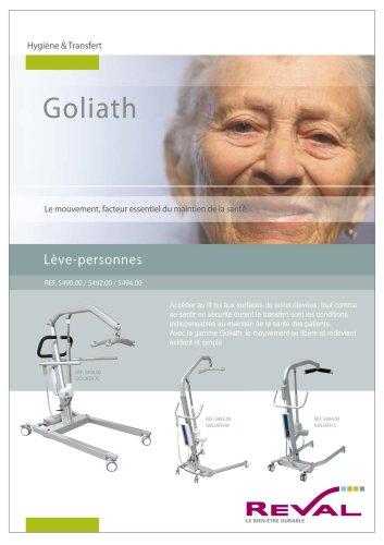 GOLIATH - Lève-personne