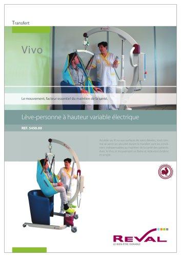 VIVO - Lève-personne à hauteur variable électrique