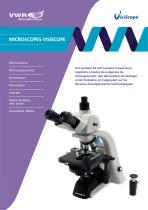Mono, bino and trinocular microscopes, VisiScope, 200 series - 1
