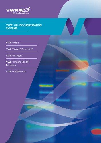 VWR Gel documentation systems