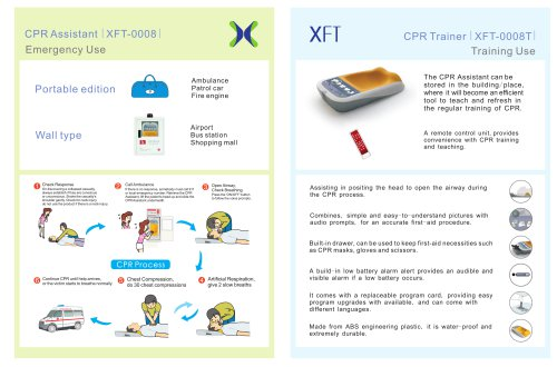 XFT-0008 CPR Assistant