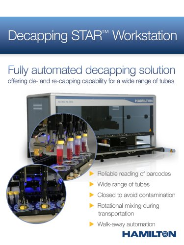 Decapping STAR