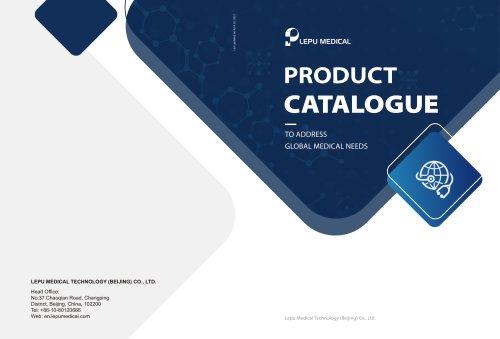 Lepu Medical Product Catalogue