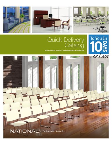 Quick Delivery Catalog