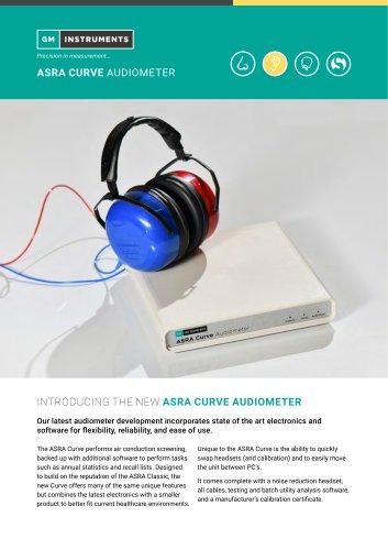 ASRA Curve Audiometer