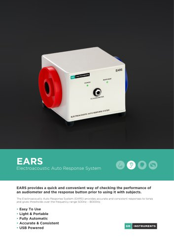 Electroacoustic Auto Response System (EARS)