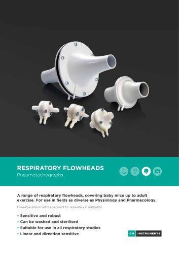 Respiratory Flowheads