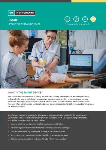 SMART --- Newborn Resuscitation Training System