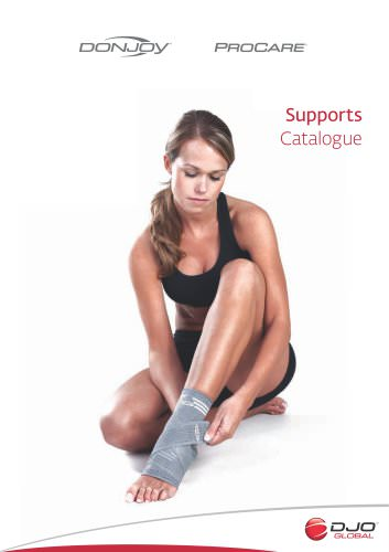 Export Soft Supports Catalogue