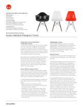 Eames® Molded Fiberglass Chairs