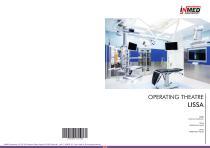 LISSA operating theatre/ medical pendants