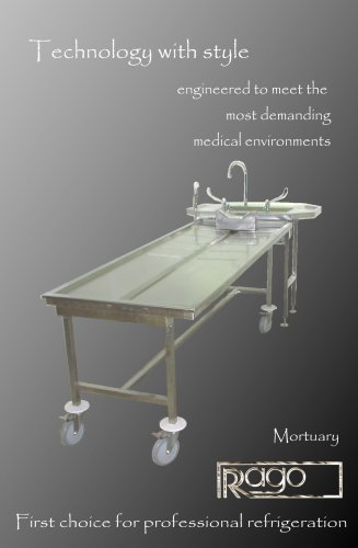 MORTUARY TABLE