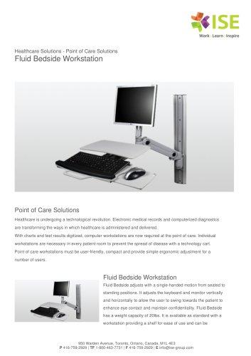Fluid Bedside Workstation