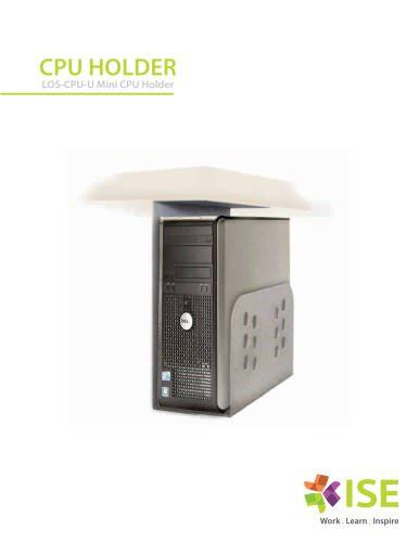 Mini CPU Holder