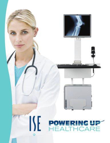 Powering Up Healthcare Brochure