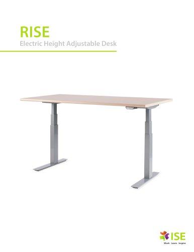 RISE Adjustable Desk